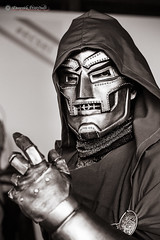 A terrible Doom (Mire74) Tags: etnacomics2016 sicilia catania doctordoom 2016 lightroomcc sicily canon70d splittone canon canonef50mmf14usm photoshopcc project522016