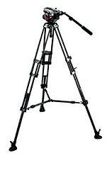 Manfrotto 504HD,546BK Video Tripod Kit with 504HD Head and 546 Tripod - Black; manu. price = $849.88 (goodies2get2) Tags: amazoncom giftideas manfrotto toprated