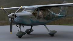 55 (tshapedcrew) Tags: 3d prototype plane custom preview visualisation commercial ls2plane tshapedindustrialdesign