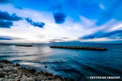 10-09-2015_19.05.53--D700-01-device-2000-wm (iSuffusion) Tags: apollobeach bower14mm28 d700 tampa clouds florida longexposure nikon sunset unitedstates us