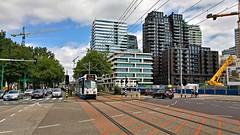 Najaars Opruiming 2 (Peter ( phonepics only) Eijkman) Tags: amsterdam city gvb tram transport trams tramtracks trapkar bn streetcars strassenbahn rail rails nederland netherlands nederlandse noordholland holland