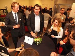 20-10-16 Cross Chamber Young Professionals Networking Night IV - PA200158