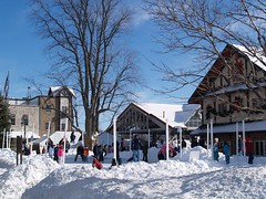 The One Town In Michigan That Turns Into A Winter Wonderland Each Year (michiganapparelts) Tags: livnfreshcom the one town in michigan that turns into a winter wonderland each year