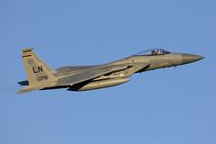 86-0178_F-15CEagle_USAirForce_LKH_Img01 (Tony Osborne - Rotorfocus) Tags: boeing mcdonnell douglas f15 f15c eagle united states air force europe raf lakenheath kingdom 2016