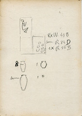 AB.TC.25-26.1754b (The Egypt Exploration Society) Tags: egypt egyptexplorationsociety egyptology archaeology eesarchive archive abydos