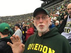 Oregon vs Stanford (pete4ducks) Tags: larryliedtke 2016 eugene oregon stanfordcardinal oregonducks autzenstadium