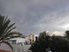 Clouds, Mammatus (timm999flickr) Tags: menorca balearics army barracks abandoned sea thunderstorms iridiumflare anticrepuscularrays sunrise sunset montetorre alcaufar graffiti portraits birthday bassaverde stlluis calaenporter salgar mammatus startrails