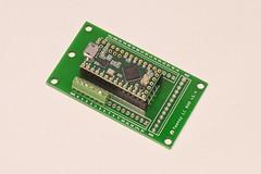 Fusion PCBs (Pete Prodoehl) Tags: make pcb electronics seeed fusion