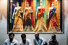 Mumbai (seokjun_yun) Tags: mumbai four man streetphotography india