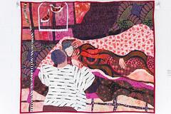 DUI_8183r (crobart) Tags: world treads festival oakville cloth fabric fibre textile art artwork