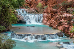 Beaver Falls (Mark Barzman) Tags: beever falls havasu grand canyon