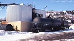 Superwood Corporation in Duluth, Minnesota 1989 J (Twin Ports Rail History) Tags: twin ports rail history by jeff lemke time machine duluth minnesota pulpwood industry superwood corporation hardboard 1989