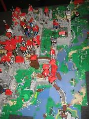 Sa-So (Zeï'Cygaïn) Tags: classic castle puzzling scapes pcs seascape lego spielidee rostock 2016 overview