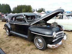 Plymouth Special DeLuxe (bballchico) Tags: plymouth specialdeluxe arlingtoncarshow arlingtondragstripreunionandcarshow carshow 206 washingtonstate arlingtonwashington