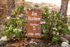 Cambria Cemetery (Thomas Hawk) Tags: california cambria cambriacemetery jimstathem usa unitedstates unitedstatesofamerica cemetery