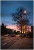 N2 Leuven to Brussels (William Krusche) Tags: blue n2 road dusk sonya7rii sony batis batis25mmf2 zeissbatis25mmf2 handheld handheldnightshots cars traffictrails traffictrail