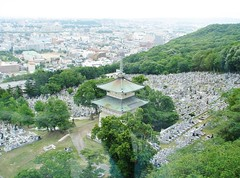 Buddhist cemetary on Mount Moiwa overlooking Sapporo 1818 (Tangled Bank) Tags: japan japanese asia asian urban city cities town hokkaido prefecture buddhist cemetary mount moiwa overlooking sapporo 1818