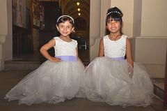 DAMINHAS DE HONRA (Ceh Akemi Fotografia) Tags: wedding casamento daminhas dama igreja vestido branco meninas fita cetim santaterezinha saopaulo brasil