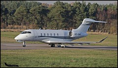 OY-SMS Bombardier Challenger 350 c/n 20602  Cobin Holdings Ltd/Execujet Europe A/S (EGLF) 29/11/2016 (Ken Lipscombe <> Photography) Tags: oysms bombardier challenger 350 cn 20602 cobin holdings ltdexecujet europe as eglf 29112016 farnboroughairporticaoeglfbizjetsaviationflyingtag