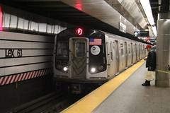 IMG_1654 (GojiMet86) Tags: mta ind nyc new york city subway train 2008 r160a 9258 lexington avenue 63rd street