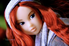 Jessie Close Up ( Lily Queens ) Tags: momoko doll jessie ccs victorian nature