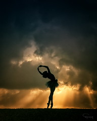 Dance with passion in your soul (Symesey) Tags: dancer ballet morninglight naturallight