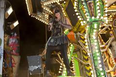 Trash City by Masqueraders Carnival Club. (David James Clelford Photography) Tags: trashcity masqueraderscarnivalclub northpetherton northpethertonguyfawkescarnival2016 carnival beauty prettywoman attractivelady fitgirl miniskirt shortskirt