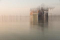 Untitled171_2016 (Jonny Bell) Tags: jonnybell icm multipleexposures blur environment environmental shipping globilisation climate change suffolk sea felixstowe