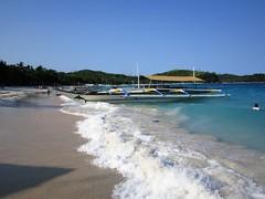 WAVES AND BOATS (PINOY PHOTOGRAPHER) Tags: matnog sorsogon waves bicol bicolandia luzon philippines asia world