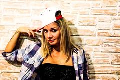 IMGP0396 (ildragocom) Tags: daniela ciampitti dnyl danielle ragazza girl bionda sexy bellezza model musica