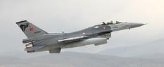 "F-16C, 88-0036, 191 Filo ""Kobralar"", Konya Air Base, exercise ""Anatolian Eagle 2016"", Turkish Air Force, 8 June 2016 (Anne Fintelman) Tags: f16c 880036 191filo kobralar konyaairbase exerciseanatolianeagle2016 turkishairforce anatolianeagle2016"