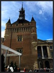 farbojo Toulouse 2016 (farbojo Photography) Tags: toulouse ville décembre placeducapitole bâtiments rue ruelle route place église mairie basiliquesaintsernin