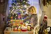 345/366 (grilljam) Tags: december2016 winter 366days feastofplayfood achristmasbanquet tree ewan 7yrs seamus 4yrs
