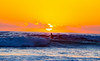 Sunrise @ Diggers Beach, Coffs Harbour (myshutterworld) Tags: coffs harbour nsw sunrise diggers beach waves landscape sun clouds crepuscular rays australia sea ocean surf