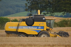 New Holland CSX7080 Harvestar Combine Harvester cutting Winter Barley (Shane Casey CK25) Tags: new holland csx7080 harvestar combine harvester cutting winter barley cnh nh yellow killavullen newholland grain harvest grain2016 grain16 harvest2016 harvest16 corn2016 corn crop tillage crops cereal cereals golden straw dust chaff county cork ireland irish farm farmer farming agri agriculture contractor field ground soil earth work working horse power horsepower hp pull pulling cut knife blade blades machine machinery collect collecting mähdrescher cosechadora moissonneusebatteuse kombajny zbożowe kombajn maaidorser mietitrebbia nikon d7100