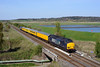 Spring catch up:  15/04/14 Deeside Park (Rob.Whitaker) Tags: park central rail crewe network services direct wrexham deeside drs 37611 1q13