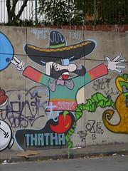 Thatha (Bela Vista, São Paulo, Brasil, Maio 2014) (FRED (GRAFFITI @ BRAZIL)) Tags: brazil streetart brasil graffiti saopaulo sãopaulo sampa brésil grafite artederua thatha arteurbana belavista grafiteiro