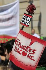 Blockupy Hamburg 170514-040 (photo.graf™) Tags: europa hamburg spd hafencity lampedusa widerstand barrikaden wasserwerfer krawalle linke demontration 170514 polzeieinsatz blockupy