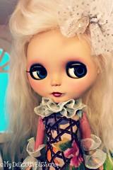 Becca, my daughter's Elle Woods Custom
