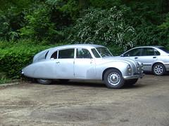 1948 Tatra 87 Mk II (Davydutchy) Tags: gardens hotel nice czech rear may engine charm ii mk2 wassenaar hospitality v8 87 tatra t87 aircooled 2014 tfi trn buitengoed hagenhorst