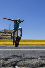 Skateboarding (danielito311) Tags: skateboarding venezuela sony caracas skate skateboard skater f3 nex cotamil avboyac avenidaboyac sonynexf3