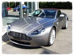 Aston Martin Vantage Convertible (v8dub) Tags: auto car schweiz switzerland automobile suisse martin 8 convertible automotive voiture v cabrio aston vantage cabriolet wagen pkw worldcars