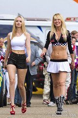 Pit babes (belgian.motorsport) Tags: race racecar promo babe pit racing 2014 hockenheimring gridgirl stuttgarter rossle rössle