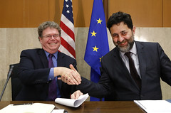Press Conference: Conclusion of the 5th Round of TTIP Negotiations