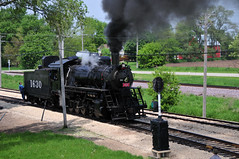 Back from the Dead (The Mastadon) Tags: road railroad chicago train illinois midwest rail railway trains transportation locomotive railroads chicagoland midwestern