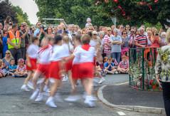 bawming the thorn 03 HD jun 14 (Shaun the grime lover) Tags: tree church festival dance warrington cheshire ceremony celebration thorn hdr appleton bawming