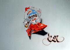 Lapiceros de color sobre papel 35 x 50 (mueredespacio) Tags: color illustration kinder dibujo ilustracion decoracion