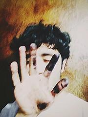 Manchas indelebles que me remontan a ti.                         Yo sigo pintando. (aLannJosepH) Tags: pintura manchas surrealista indeleble
