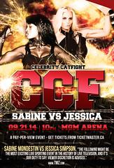 Sabine Mondestin vs Jessica Simpson