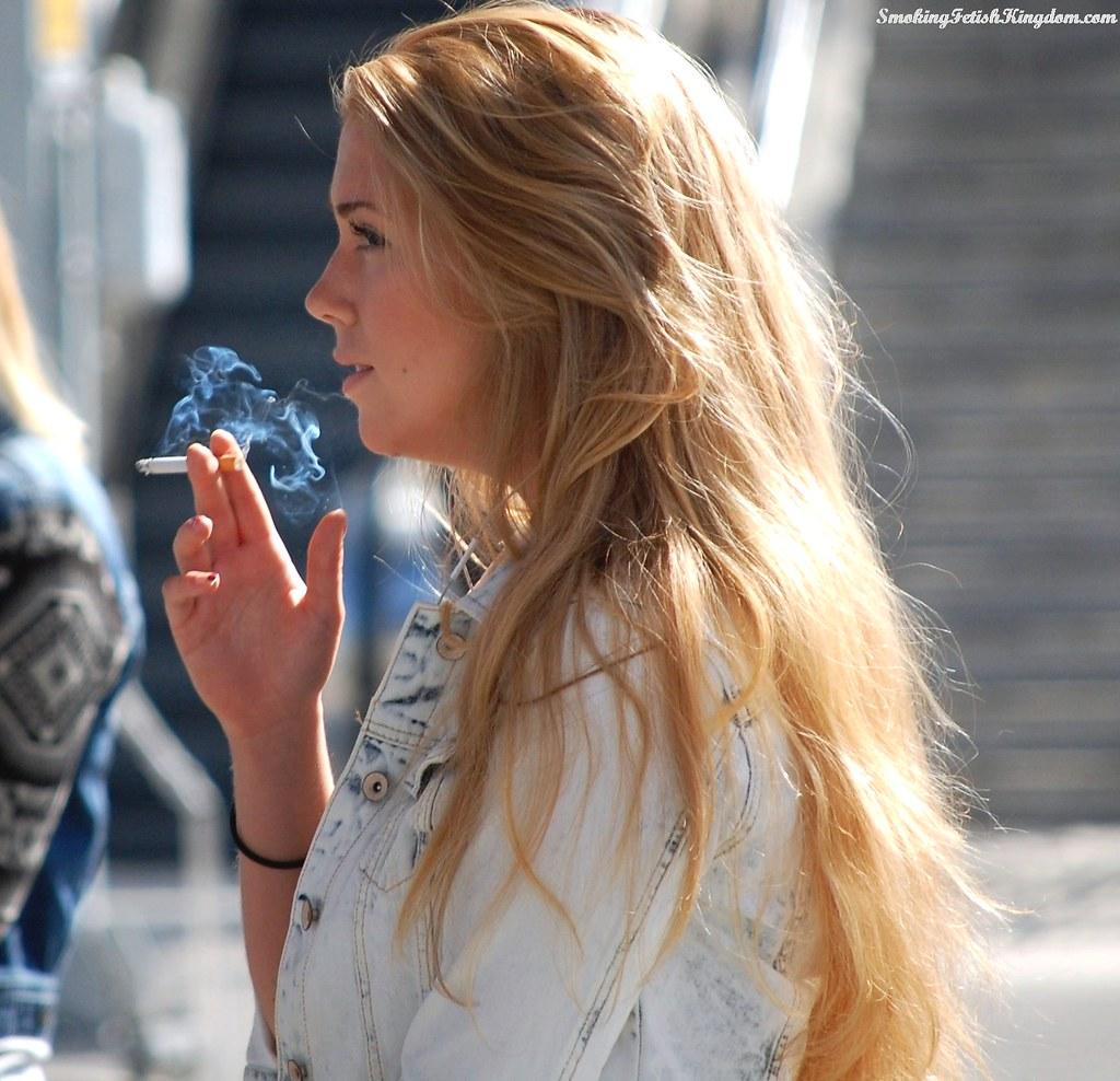 Beautiful mexican women smoking fetish